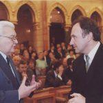 Esterházy János emlékünnepség születésének 100. évfordulóján
